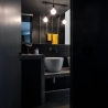 BLAARCHITETTURA - Portland / Beppe Giardino photography / concrete element / apartment remodel / bathroom