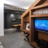 BLAARCHITETTURA - Portland / Beppe Giardino photography / concrete element / apartment remodel