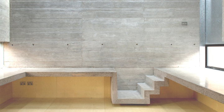 Why we love raw concrete in interiors