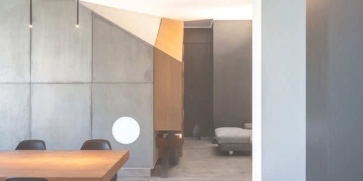Blaarchitettura's complete transformation of two old apartments that will surprise you