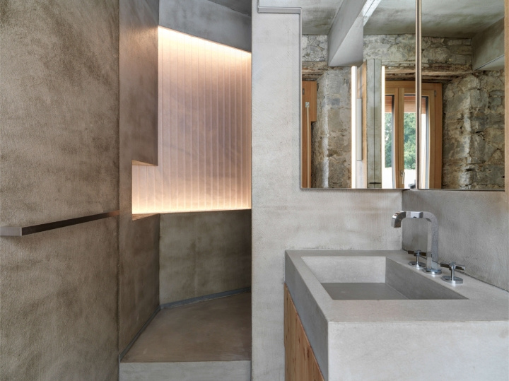 Gus Wüstemann Architects - House Z22 | bathroom | concrete sink