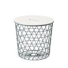 IKEA KVISTBRO side table + storage