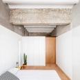 Räs studio - apartment renovation la Diana - bedroom