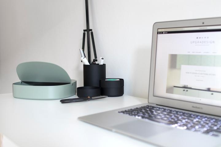 bedroom workspace ideas | organization | styling | ikea ypperlig