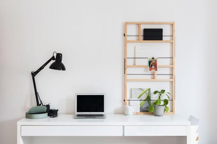 bedroom workspace ideas   organization   styling   ikea ypperlig