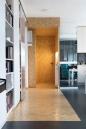 Apartment remodel in Zagreb // photo: © upgradesign