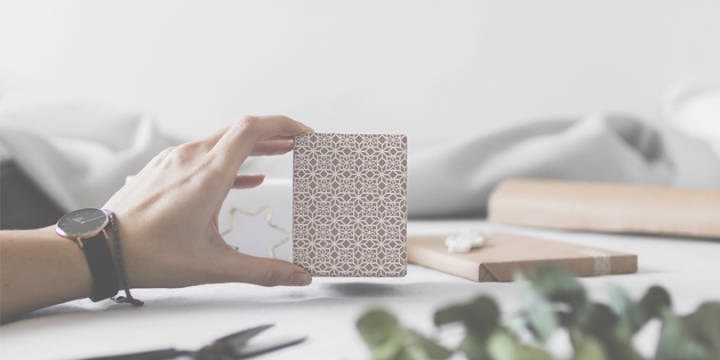 How to wrap gifts like anarchitect