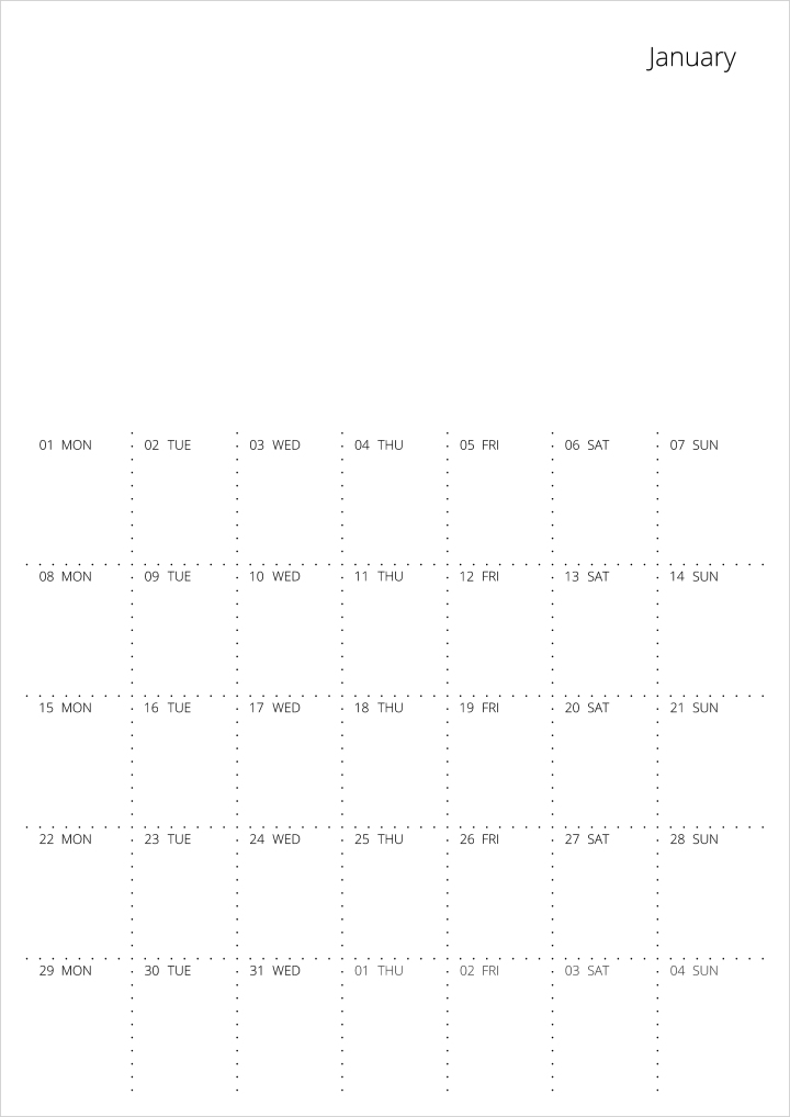 2018 calendar | free printable calendar | planner