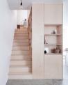 Larissa Johnston Architects - Islington Maisonette | plywood | plywood in interior | plywood box | plywood stairs
