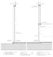 Apartment remodel in Zagreb | corridor details