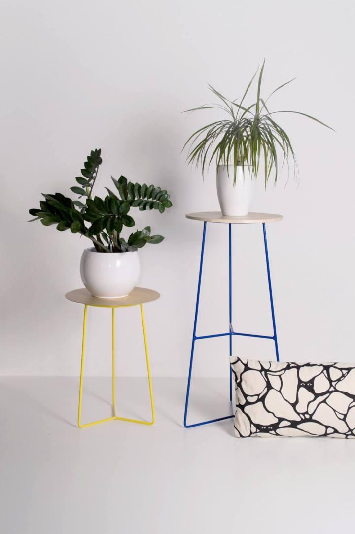 Blanko - Wire stand | product design | furniture design | wire stand | wire plant stand