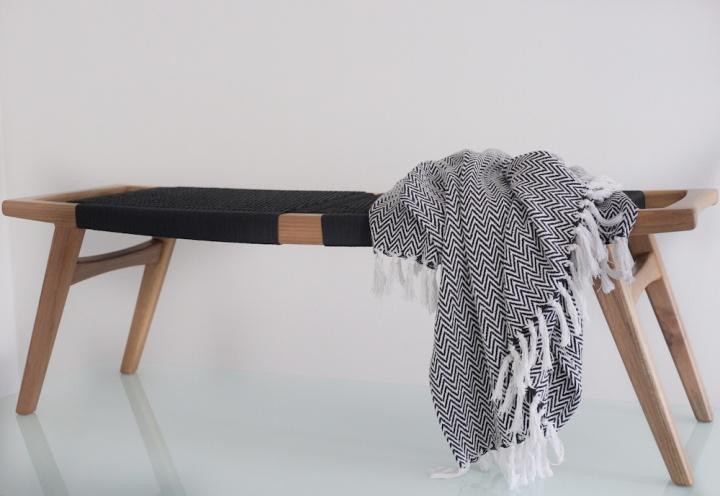 Kora - Bench Preplet | furniture | wooden furniture | furniture design