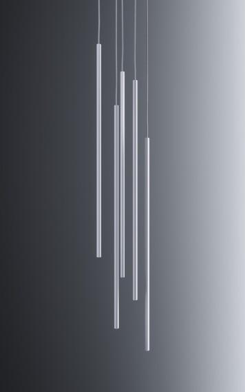 Luminis lamps - 25_suspension - white