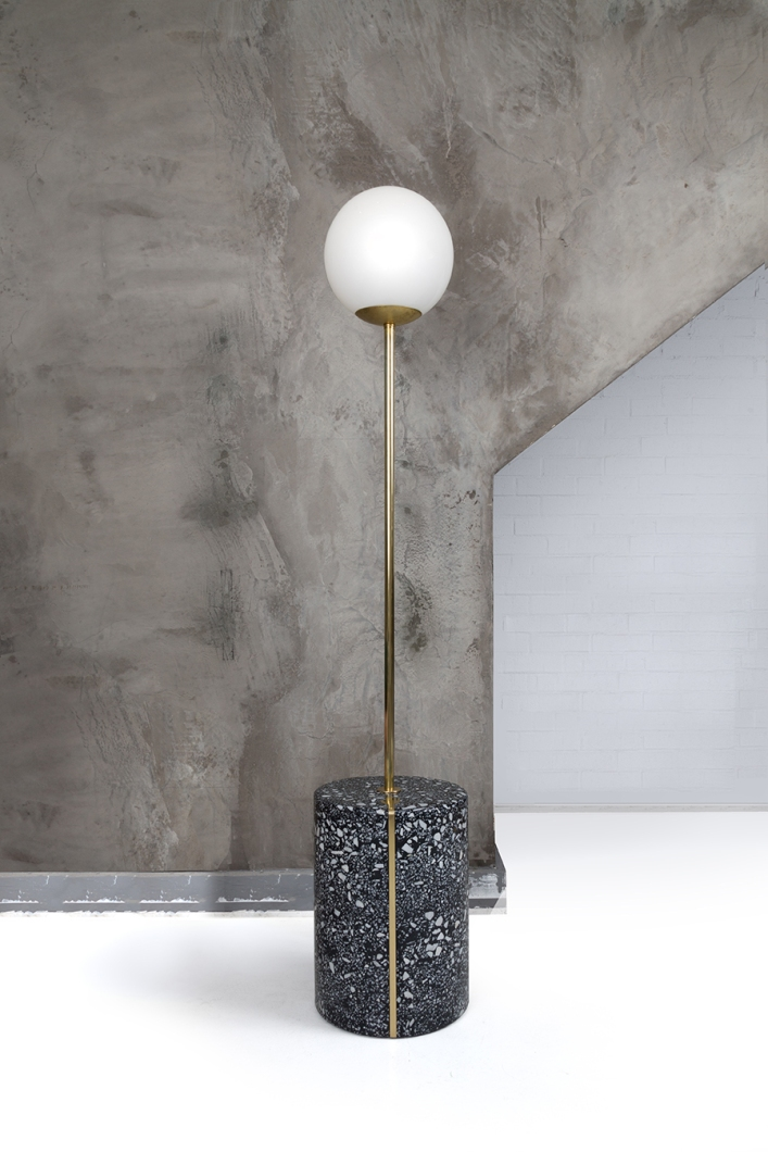 CARLY JO MORGAN - Moon+Pole | terrazzo furniture | terrazzo lighting | terrazzo accessories