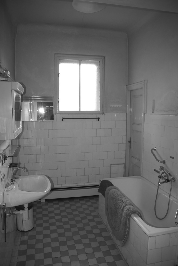 IFUB - Apartment S | old bathroom