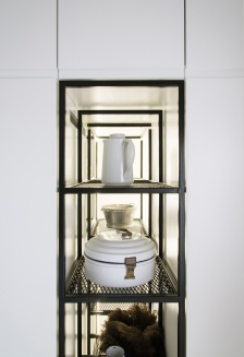 IFUB - Apartment S | new kitchen | kitchen island | apothecary