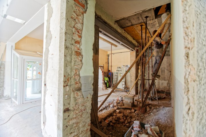 home renovation | demolition | work in progress