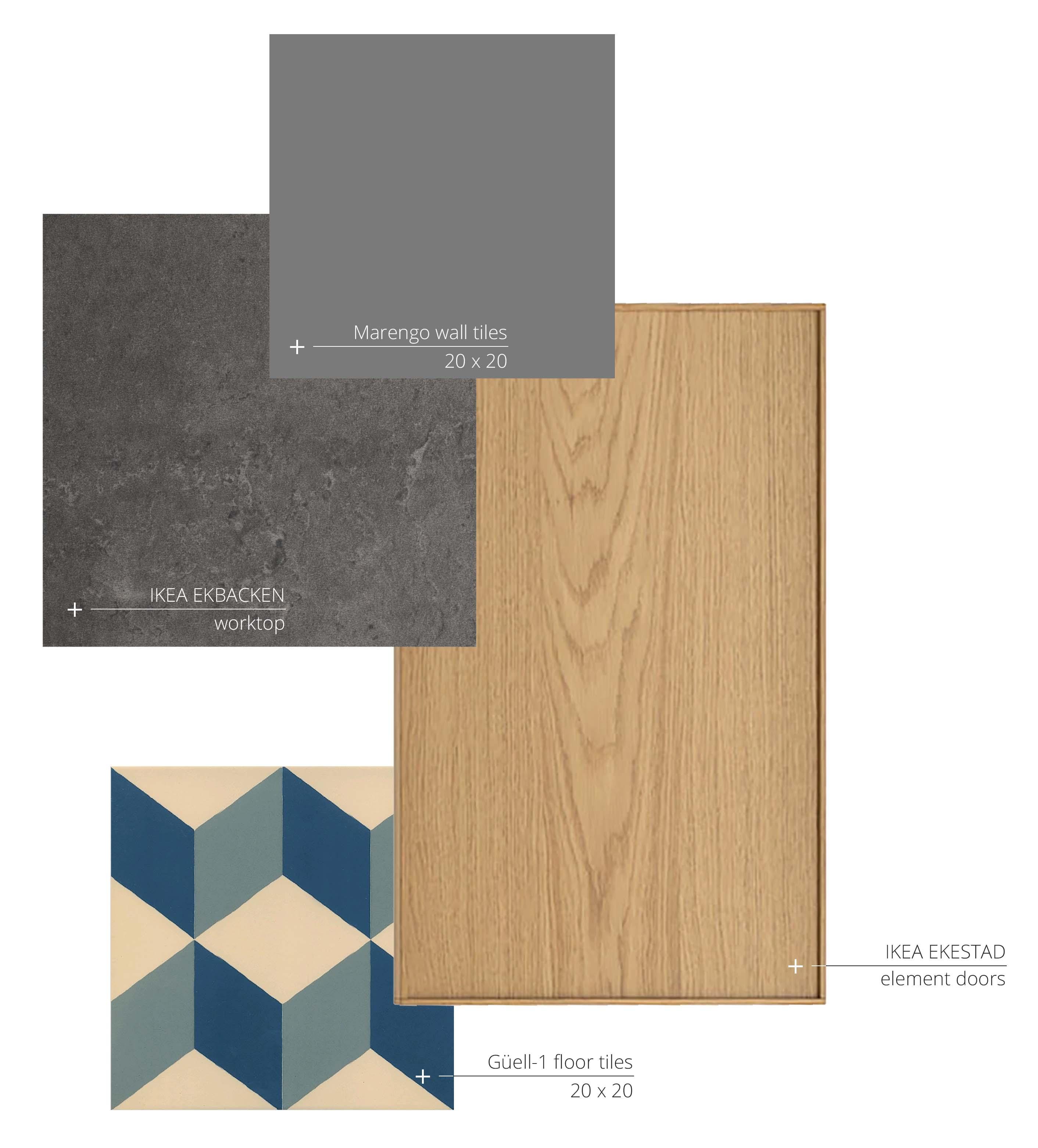 Kitchen Planning | Ikea | New Kitchen | Moodboard