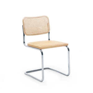 10 rattan chairs we love | Knoll - Cesca Chair by Marcel Breuer 1928 | upgradesgn