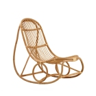 10 rattan chairs we love | Att Pyntta - The Nanny rocking chair by Nanna Ditzel | upgradesgn
