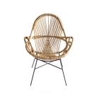 Wend studio - Diamond Rattan Chair