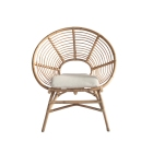 10 rattan chairs we love | Wend studio - Ring Rattan Chair | upgradesgn