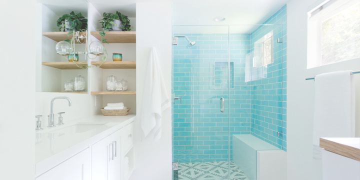 4 designer details to make your shower stand out