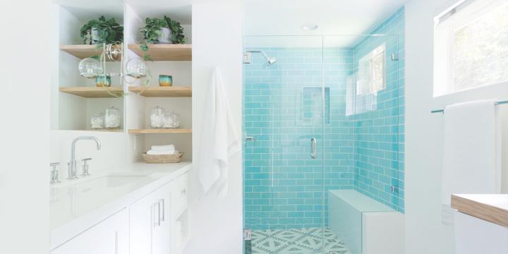 4 designer details to make your shower standout