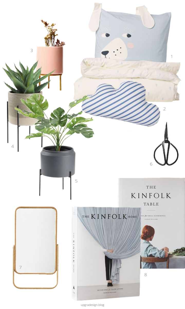 August favourites | h&m home| stradivarius | jysk | hay |ikea | kinfolk