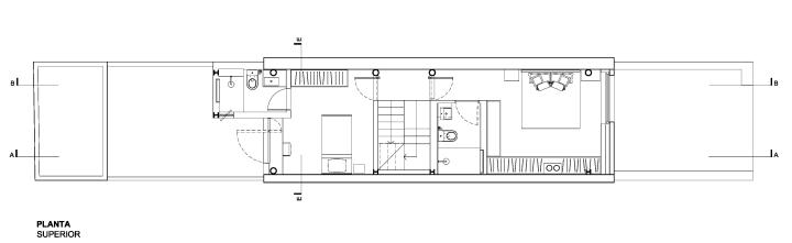 Estúdio BRA Arquitetura- CasaPirajá - 1st floor