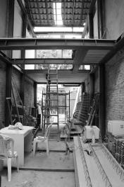 Estúdio BRA - Pirajá House - Construction (9)