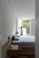 Estúdio BRA - Prajá House | narrow plot [ remodel | home remodel | contemporary | bedroom | modern | clean | green