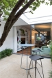 Estúdio BRA - Prajá House | narrow plot [ remodel | home remodel | contemporary | garden | modern | clean | green