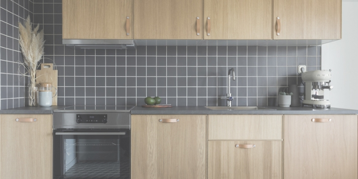 New apartment: kitchen reveal